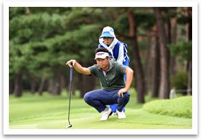 The winner, Yuta Ikeda