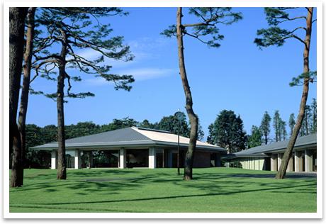豊岡コースの新クラブハウス